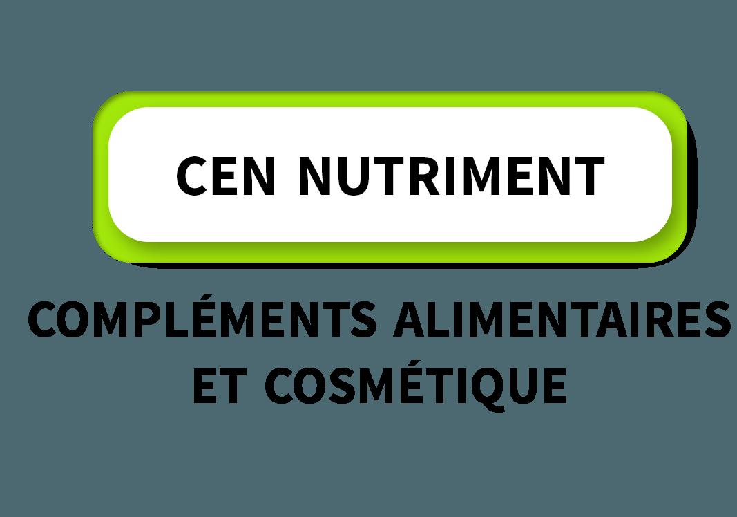 Cen Nutriment - Complément alimentaires et cosmétique