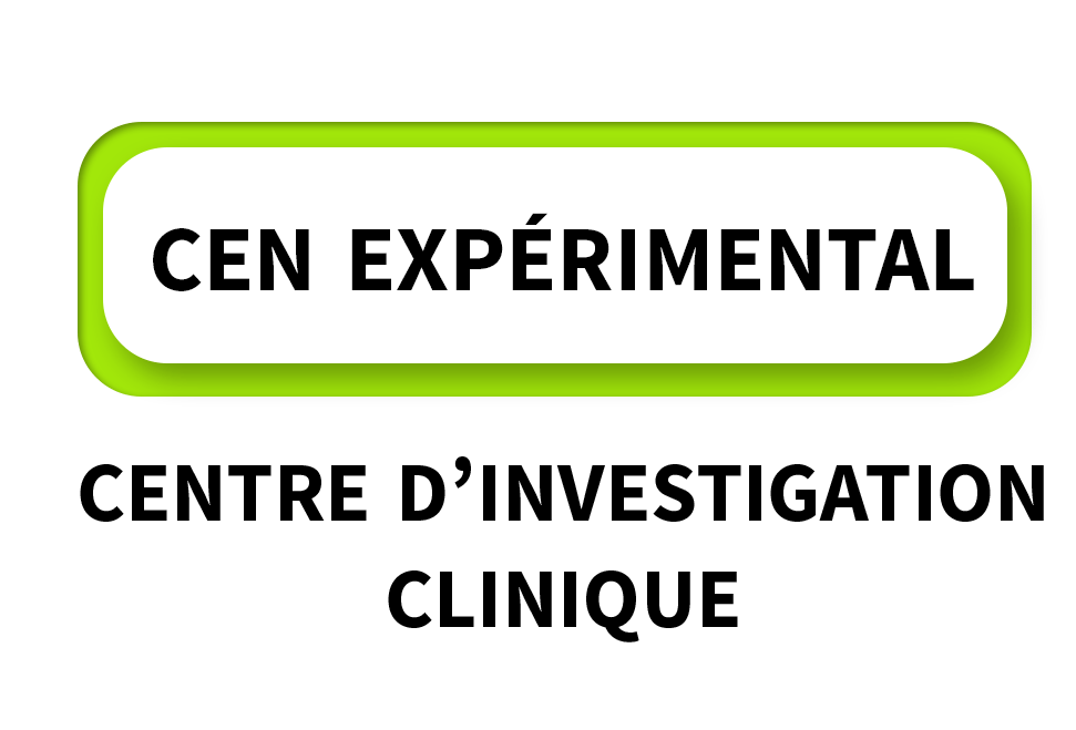Cen experimental - centre d'investigation clinique