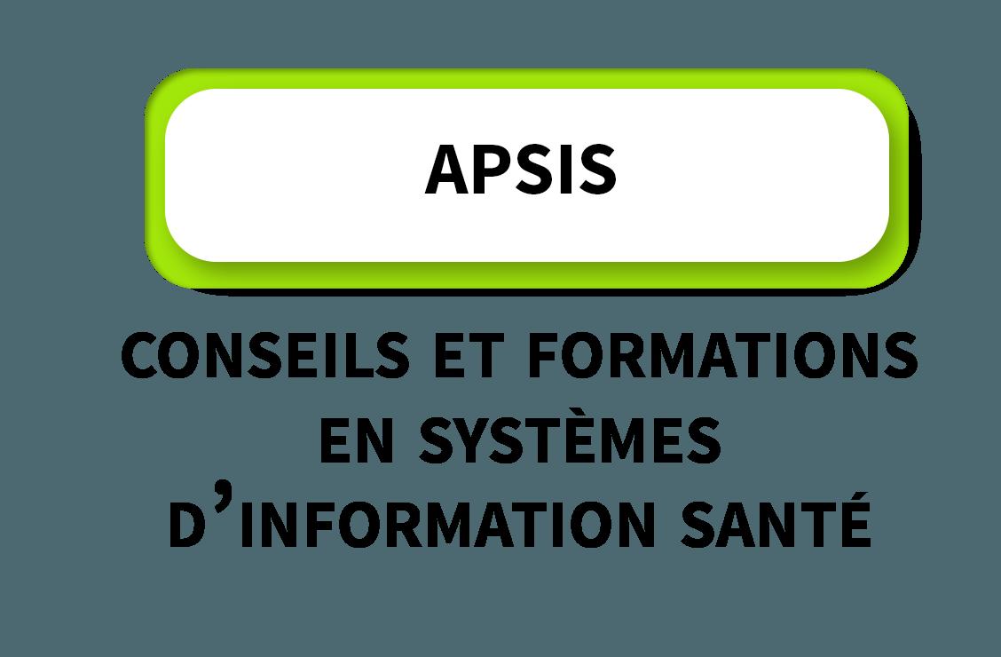 Apsis - conseils et formations en systèmes d'information santé