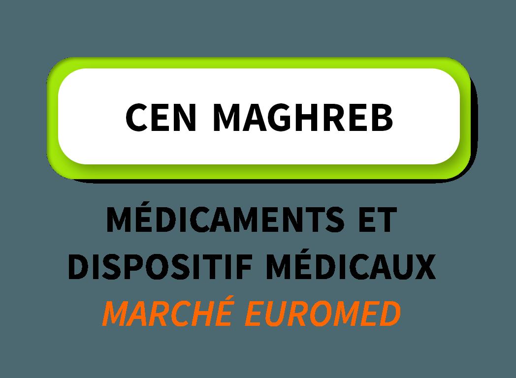 Cen Maghreb - Médicaments et dispositif médicaux